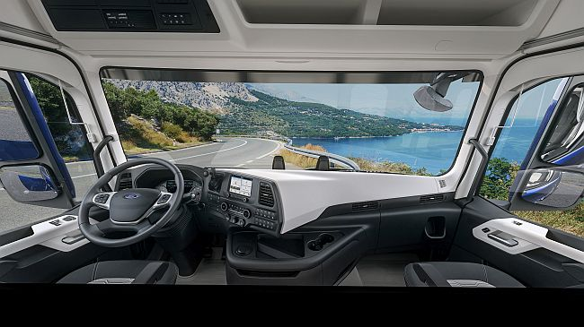 Ford Trucks F-MAX - грузовик 2019 года