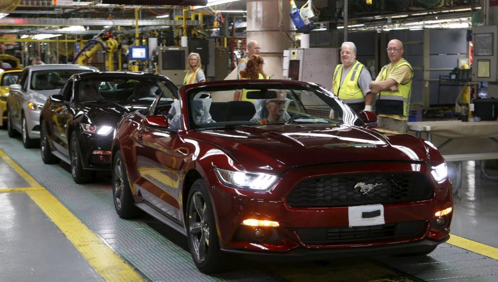 Квартальные продажи автомобилей Ford в США растут на фоне сильного спроса на внедорожники и электромобили