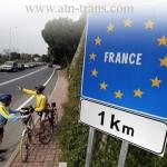 Обидная оплеуха от французов водителям-дальнобойщикам