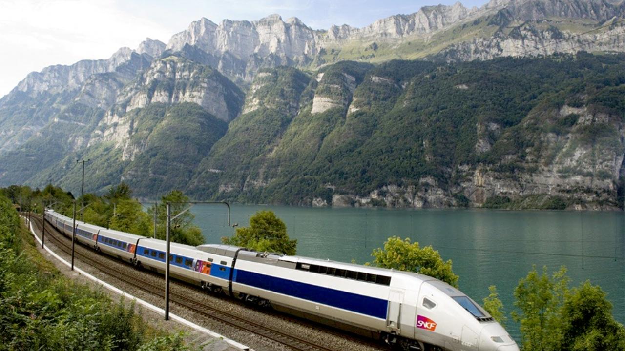 Железнодорожная линия Лион – Турин