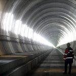 Самый большой тоннель в Швейцарии начинает работу