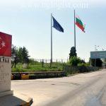 Ситуация на контрольно-пропускных пунктах Болгарии