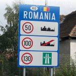 Очереди на границе с Румынией