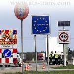 Дания продлила пограничный контроль