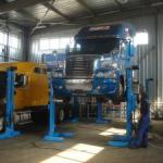 Какое нужно оборудование для грузового автосервиса