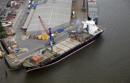 Порт Гамбург - транспортная логистика