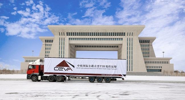 Первая перевозка грузов по МДП из Китая в Европу