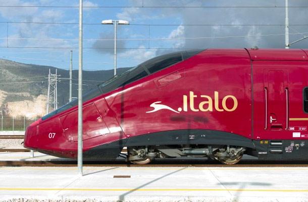 Первые частные поезда Италии