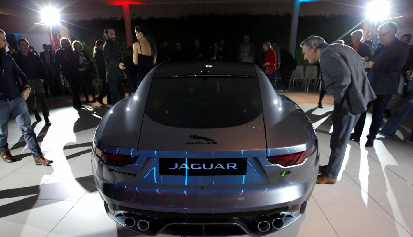 Jaguar ищет государственный кредит, поскольку пандемия коронавируса берет свое