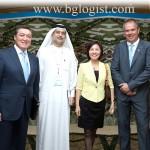 Казахстан создает крупнейший логистический центр на Евразийском пространстве