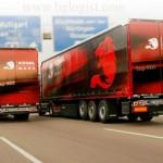 Виды грузовых прицепов и их особенности