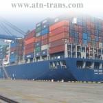 Контейнерная перевозка грузов водным транспортом