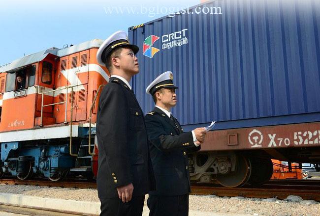 Новая транспортная линия из Кореи в Европу