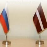 Граница Латвии и России забита грузовиками