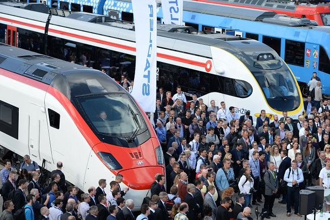 InnoTrans 2016 собрала более 144 тысяч посетителей