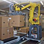 Роботизация в логистике увеличит безработицу