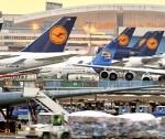 Снова забастовки Lufthansa