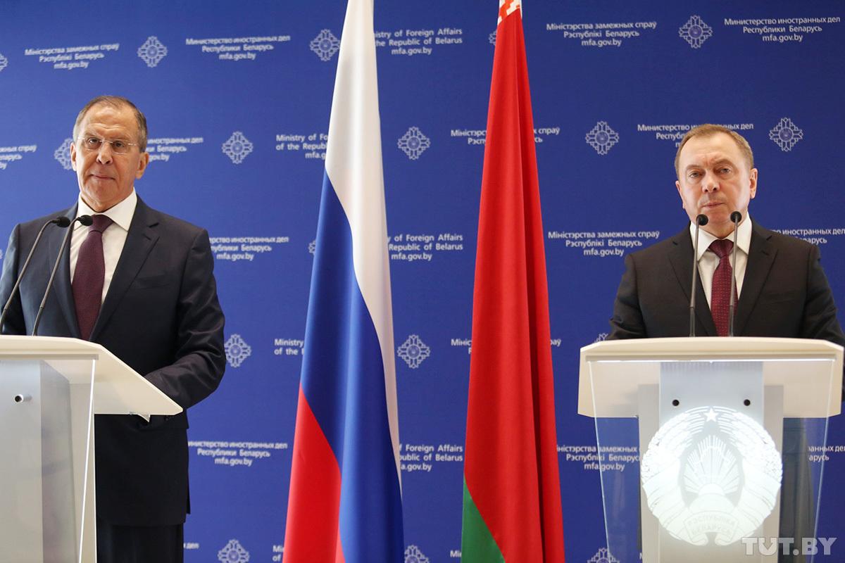 Соглашение Беларуси и РФ о признании виз подписано