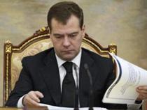 Борис Титов передал озабоченность бизнеса Медведеву