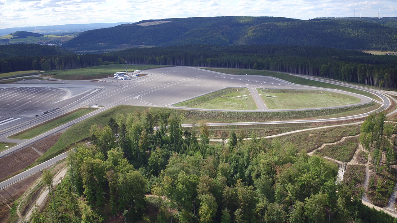 В Германии открылась трасса для тестирования беспилотных автомобилей