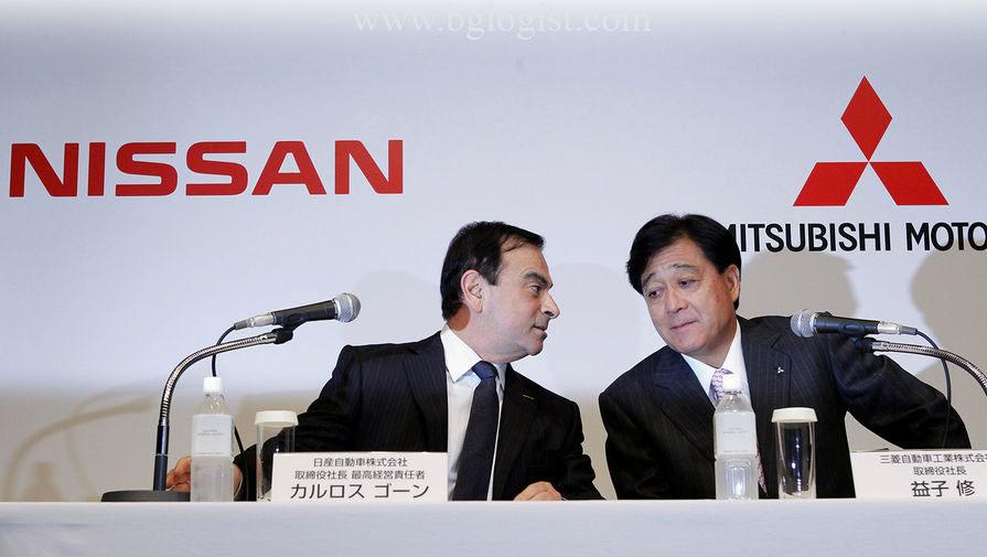 Mitsubishi Motors стал частью Альянса Renault-Nissan