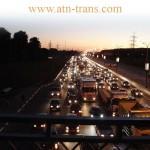 Автомобильные грузоперевозки по Москве и дорожные пробки.