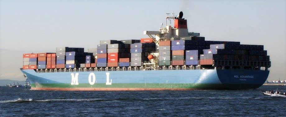 В Японии судоходные компании планируют слияние