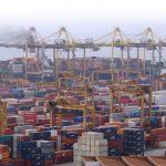 Загруженность портовых комплексов