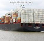 Морские контейнерные перевозки по себестоимости намного ниже авиационных и при этом очень удобные, если речь идет о межконтинентальных маршрутах