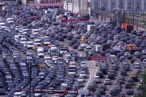 Подмосковье ждет транспортный хаос