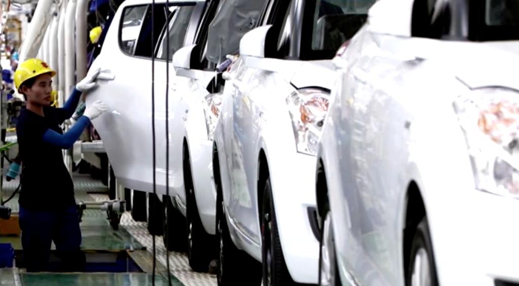 Nissan и Suzuki Motor сократят производство в июне из-за нехватки микросхем