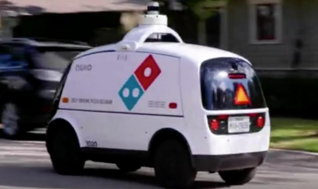 FedEx протестирует доставку пакетов с помощью автономного Neuro