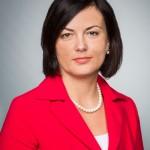 Оксана Рейтер, заместитель министра инфраструктуры Украины