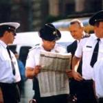 Дорожная полиция в Молдавии