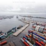 Контейнерооборот российских портов Балтийского моря
