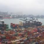 Морской порт Шанхай