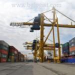 Украинские морские порты снижают перевалку