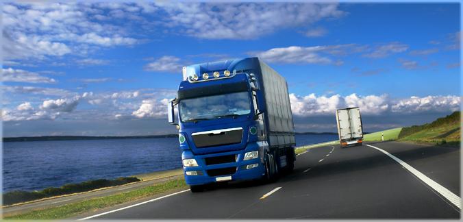 Правила перевозки автотранспортом