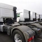 Сильнейший спад на рынке продаж грузовой техники в России