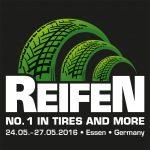 Мировая шинная выставка Reifen