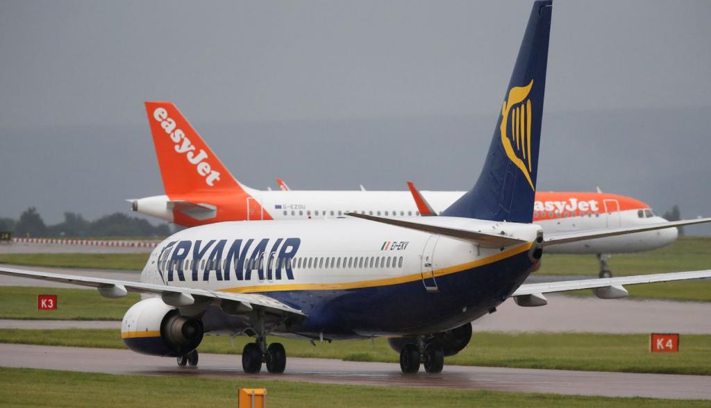 Авиакомпании начинают судебный иск против Великобритании из-за правил путешествий