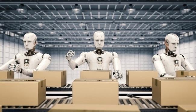 Роботы вытеснят рабочих в секторе ритейла