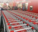 Доставка продуктов в сетевые магазины