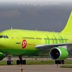 Авиакомпания S7 Airlines расширяет географию полетов в России
