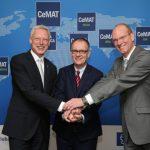 CeMAT будет проводиться вместе с промышленной ярмаркой HANNOVER MESSE