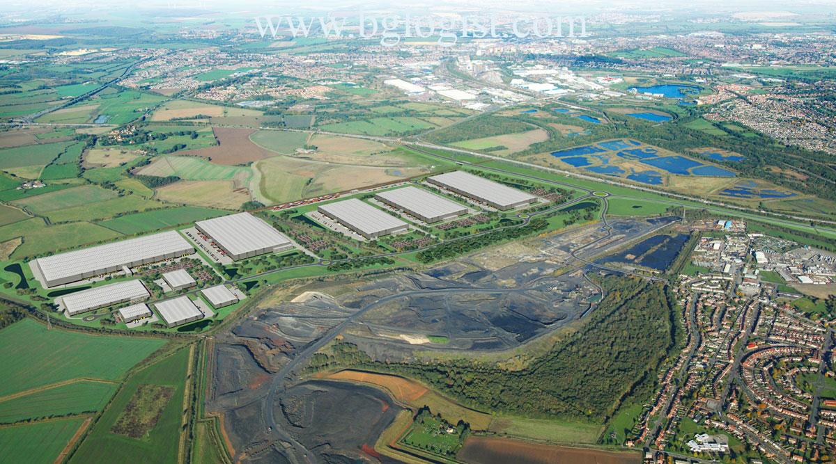 Amazon открывает центр на 1 млн. кв.м в Великобритании