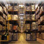 Оценка эффективности работы складов