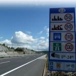 Изменение стоимости винетных стикеров в Словении