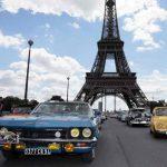 В Париже запретили старые автомобили