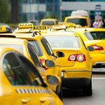 Протесты таксистов блокировали европейские города